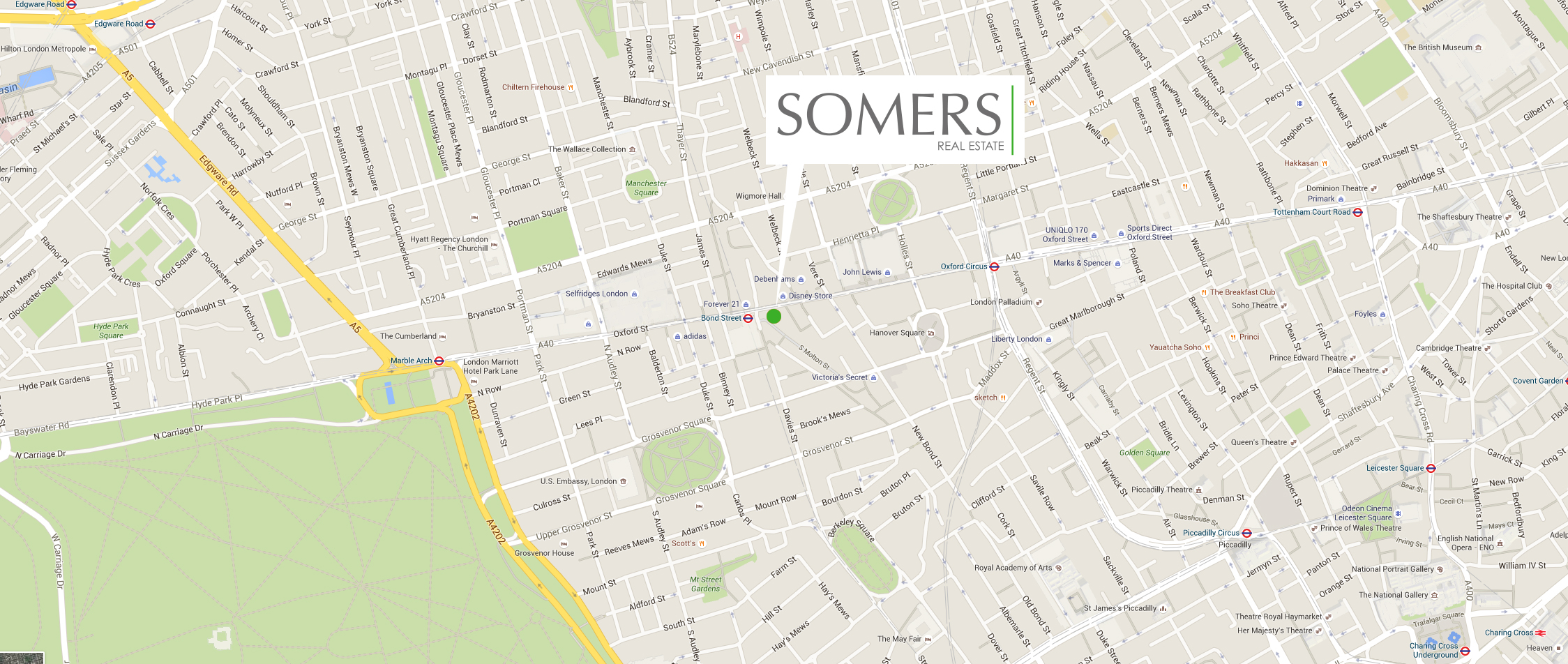 Somers London Real Estate Map on london real estate chart, london real estate listings, london golf courses map, greater-london postcode map,